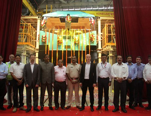 Alstom commences production at India's first electric locomotive manufacturing facility