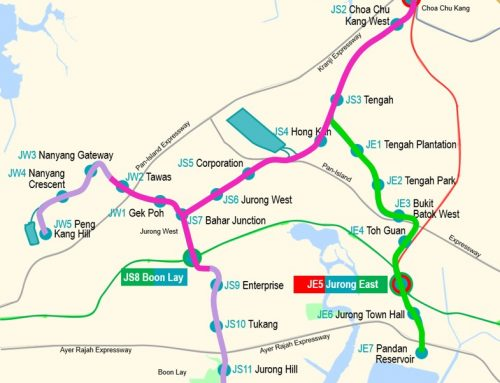 Jurong Region Line: enhancing connectivity in the West
