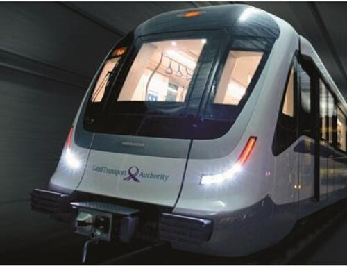 Bombardier to enhance communication systems on the MOVIA metro fleet for Singapore's Downtown Mass Rapid Transit line