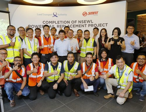 Singapore SMRT brings in new talent in engineering and safety