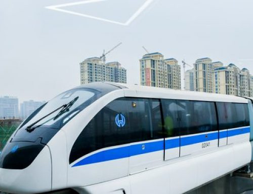 Alstom's Chinese joint venture to maintain Innovia system for Wuhu City's first monorail lines