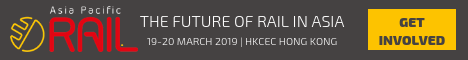 Asia Pacific Rail 2019 event