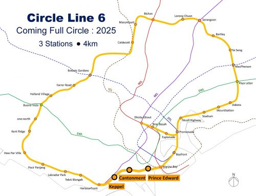 LTA awards final construction contract for Circle Line Six
