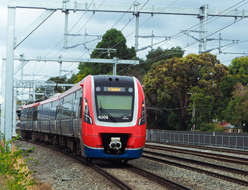 Keolis wins its first heavy rail contract in Australia