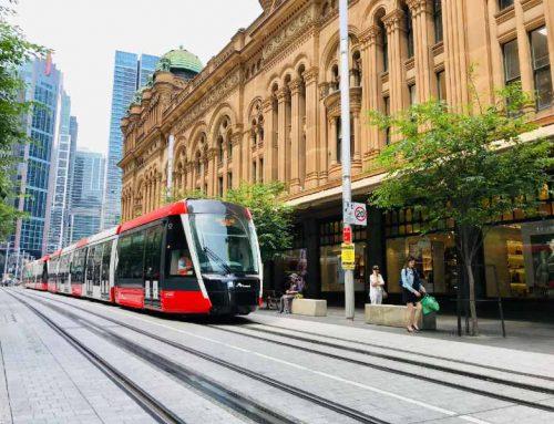 Sydney Light Rail Commences Revenue Service