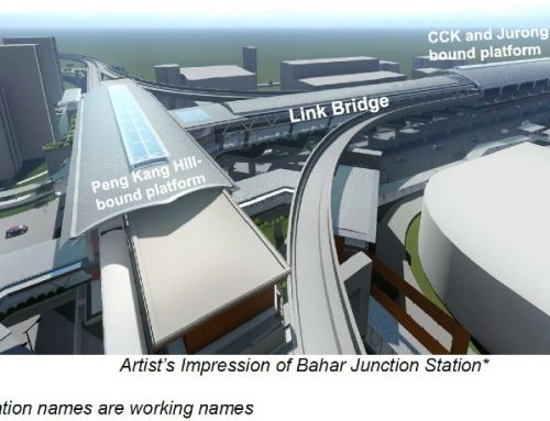 LTA Awards Civil Contract to Construct Two Stations for the Jurong Region Line