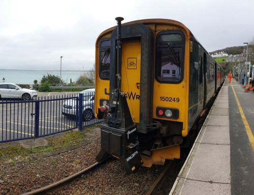 Fugro's RILA technology wins Network Rail Western Route track survey contract