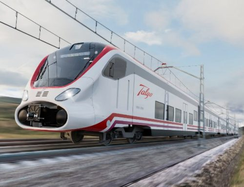 Talgo in short: very high speed
