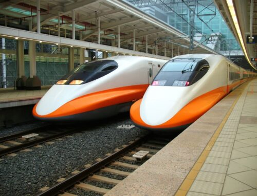 Motorola Solutions fast tracks communication upgrade for Taiwan's premier rail service