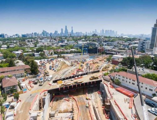 Trains return early following works in South Yarra