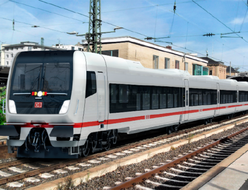 Presenting ECx, Deutsche Bahn's new long-distance train