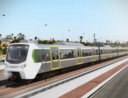 Largest ever train procurement for Western Australia