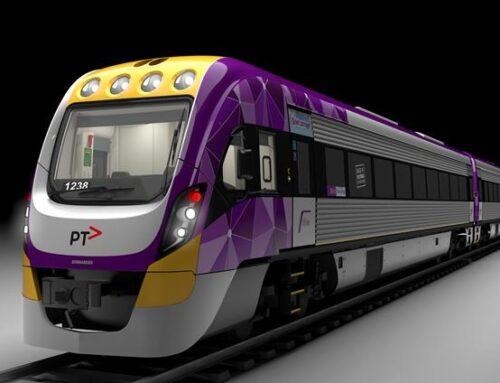 Bombardier VLocity train wins two prestigious Australian Good Design Awards